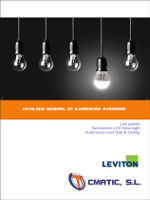 Iluminación Leviton
