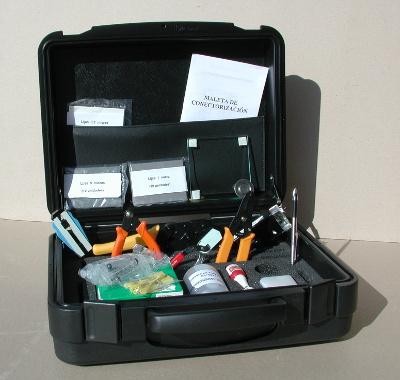 Kit de conectorización