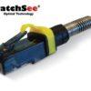 Clips para señalización de cableado con conector RJ45