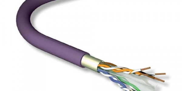 Primer cable Cat6Plus FUTP en bobinas de 305 metros