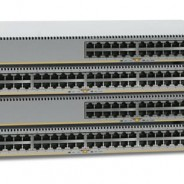 Switches Gigabit Edge apilables para aplicaciones enterprise