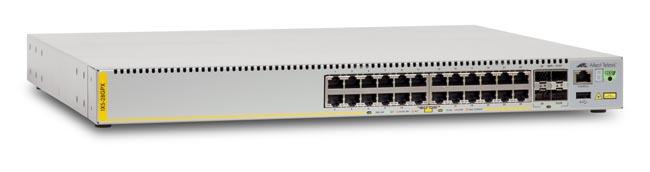 Switch PoE para redes de videovigilancia IP
