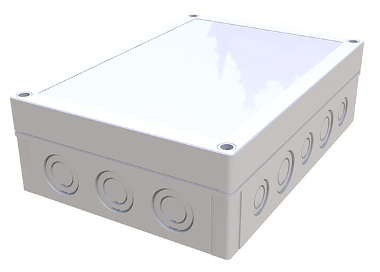 Caja de empalmes y distribución IP66/67