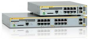 Switches Gigabit Ethernet PoE+ para redes distribuidas