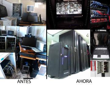 CMATIC y Powernet colaboran en la construcción del centro de datos del Ayuntamiento de Tunja