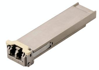 Módulos SFP y XFP para equipos de fibra monomodo y multimodo