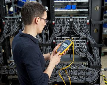 Seminario y sesión técnica de Fluke Networks