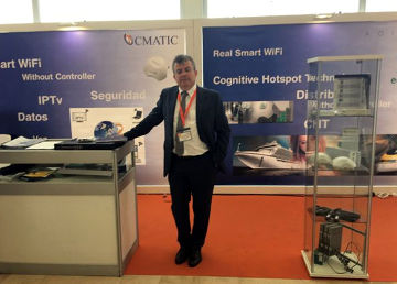 CMATIC powered by AOIFES se presenta en sociedad