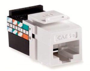 Alternativa para conectores RJ45 Cat5e