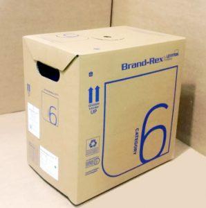 Nuevo diseño en las cajas para cables de cobre