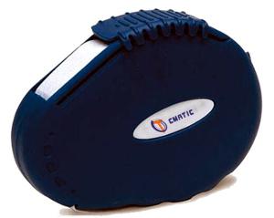 Limpiador de conectores de fibra óptica