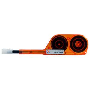 Sistema de limpieza de conectores MPO / MTP