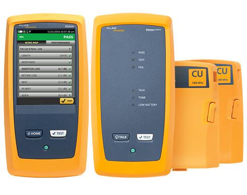 Certificador Cat8 DSX CableAnalyzer