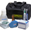 Kit de limpieza y preparación de conectores de fibra óptica