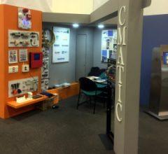 CMATIC presenta sus últimas novedades en la Feria Internacional de Seguridad E+S+S 2017