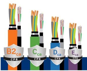 Los cables de datos CPR de Brand-Rex, ya en el stock en CMATIC