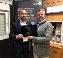 CMATIC, mejor distribuidor de Leviton en el mercado español de 2017