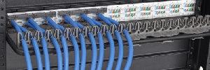 Nuevo Cable Management Clip para la gestión de cables en los paneles UTP Cat6 y Cat6a de Leviton