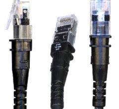 Latiguillos RJ45 de tipo UTP / FTP con pequeño diámetro