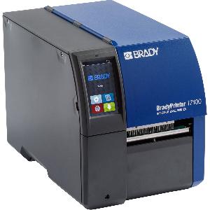 Impresora de etiquetas industrial para aplicaciones críticas