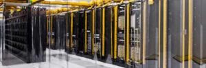 Canaletas para centros de datos