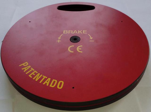 Plataforma desbobinadora con diseño patentado