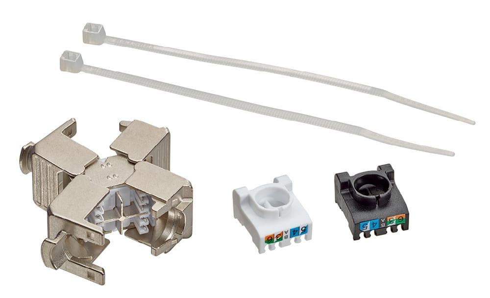 Acoplador VXC™ para la instalación de dispositivos PoE, PoH e IoT
